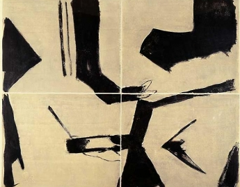 FOUR PANEL WORKS 1970-1980s