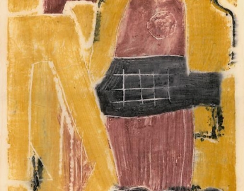 ABSTRACT MONOTYPES 1950-1960s