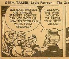 GERM TAMER STRIP 1942