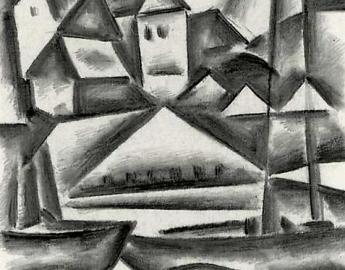 LANDSCAPE DRAWINGS 1920s