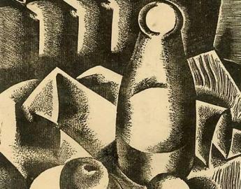 WOODCUTS 1920-1930s