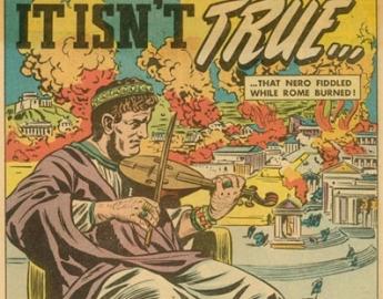 TRUE COMIC STORIES 1940s