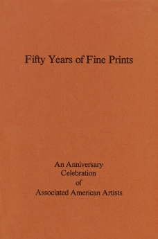 A.A.A. Fifty Years Of Fine Prints