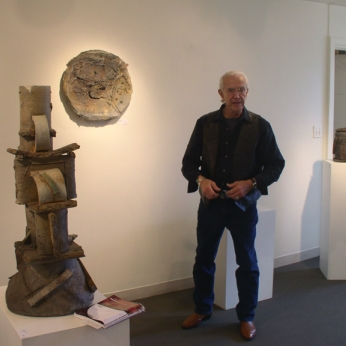 Don Reitz:  Standing Alone