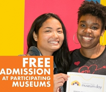 Smithsonian Museum Day 2019