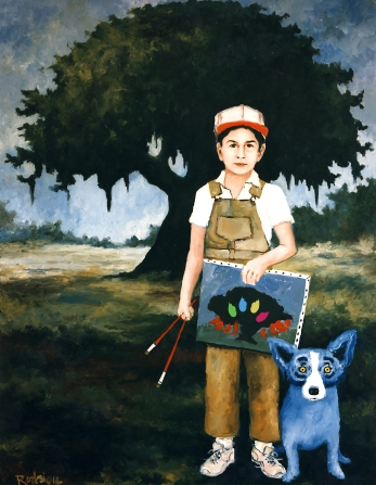 George Rodrigue Foundation of the Arts