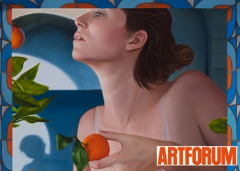 UNREACHABLE SPRING SELECTED AS ONE OF ARTFORUM'S MUST SEE EXHIBITIONS