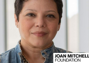 EDRA SOTO RECEIVES JOAN MITCHELL FOUNDATION GRANT
