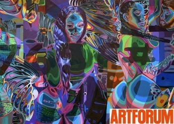 INTERVIEW: CAITLIN CHERRY IN ARTFORUM