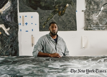 KAMBUI OLUJIMI FEATURED IN THE NEW YORK TIMES