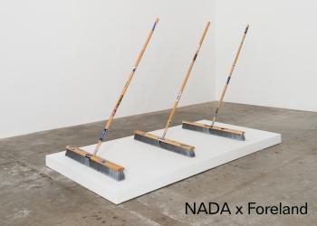 JOSH REAMES TO PARTICIPATE IN NADA x FORELAND