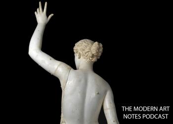 KEN GONZALEZ-DAY INTERVIEWED ON MODERN ART NOTES PODCAST