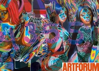 CAITLIN CHERRY: ARTFORUM CRITICS' PICK