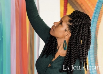 """""""NEW INSTALLATION FOR MURALS OF LA JOLLA HONORS LOCAL BLACK PIONEERS"""""""