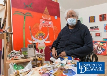 PETER WILLIAMS PROFILED FOR HIS 2021 GUGGENHEIM FELLOWSHIP IN UDAILY