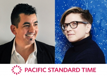KEN GONZALES-DAY AND LIA HALLORAN TO PARTICIPATE IN PACIFIC STANDARD TIME