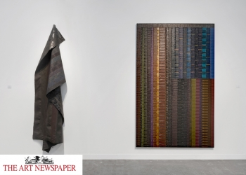 """June Edmonds wins inaugural $10,000 Aware Prize for women artists at the Armory Show"""