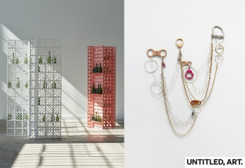 KAMBUI OLUJIMI AND EDRA SOTO'S WORK SELECTED AS LEILANI LYNCH'S TOP PICKS FOR UNTITLED, ART MIAMI BEACH 2020