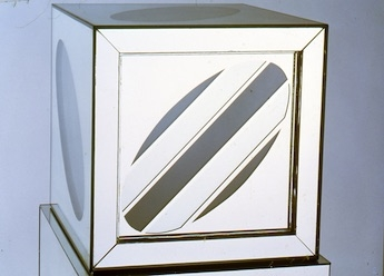 """""""Larry Bell: Cubic Propositions"""" at the Harwood Museum of Art, Taos"""