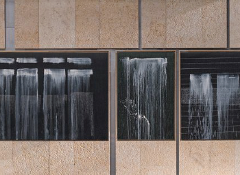 Pat Steir: The New Yorker