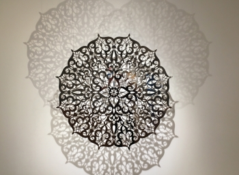 Walking with My Mother's Shadow | Anila Quayyum Agha (Extended)