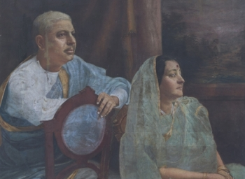 Jamini Roy | Hemen Mazumdar : Two Rebels
