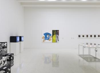 On view: Julia Wachtel at Walker Art Museum