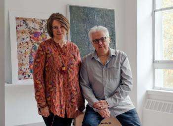 """Abelardo Morell's """"Flowers for Lisa"""" in The New York Times"""