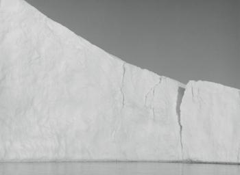 Lynn Davis: On Ice | The Glass House, New Canaan, CT