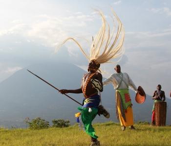 The Virungas Volcanoes