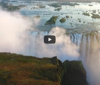 Victoria Falls - The Smoke That Thunders