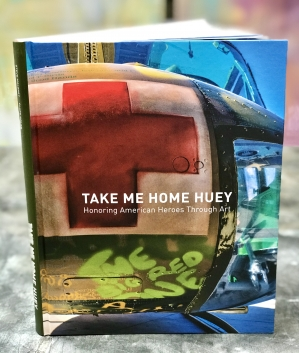 Take Me Home Huey_Honoring American Heroes Through Art