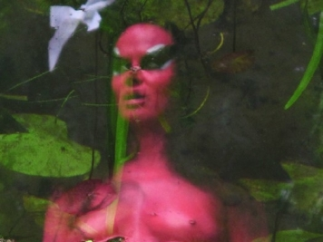 E.V. Day and Kembra Pfahler: GIVERNY