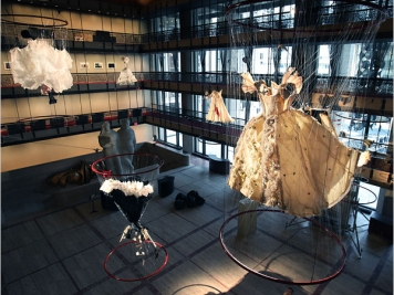 For City Opera Costumes, Lofty New Roles