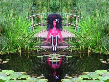 'Giverny' Combines Sex and Nature Via Monet