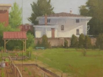 Jeffrey Reed, Ireland, Oil On Canvas