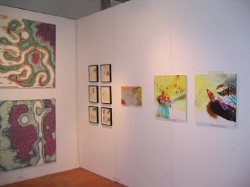 SCOPE MIAMI booth installation