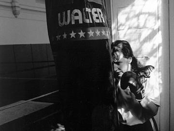 Anne-Lorraine Bousch women boxers