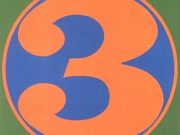 Robert Indiana, number 3