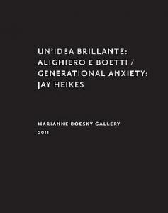 Alighiero e Boetti / Jay Heikes