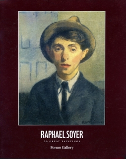 RAPHAEL SOYER: 20 GREAT PAINTINGS
