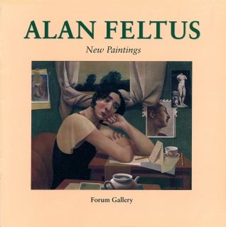 ALAN FELTUS: NEW PAINTINGS