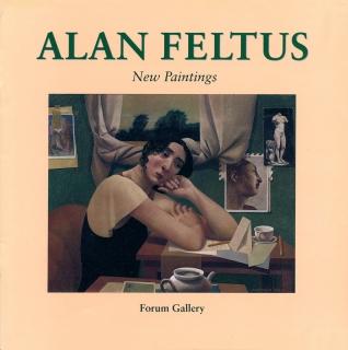 ALAN FELTUS: NEW PAINTINGS