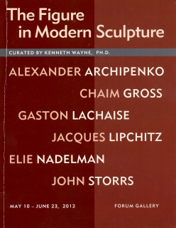 THE FIGURE IN MODERN SCULPTURE