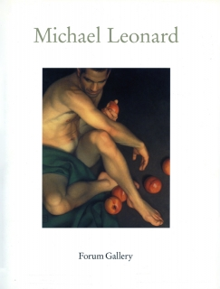 MICHAEL LEONARD: RECENT PAINTINGS & DRAWINGS