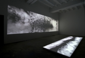 """""""High Pressure System"""" installation view, Conner Contemporary Art 2011."""