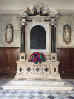 Patricia Cronin, Shrine for Girls, Venice, La Biennale di Venezia - 56th International Art Exhibition