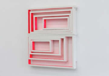 Cordy Ryman at Conner Contemporary
