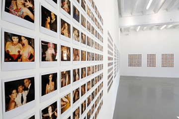JEREMY KOST Anyone Other Than Me 2010. Installation view: Conner Contemporary Art.