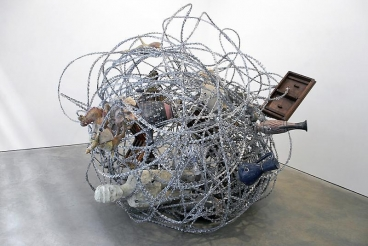 XU ZHEN Things I see every morning when I wake up and think of every night before I sleep, 2009